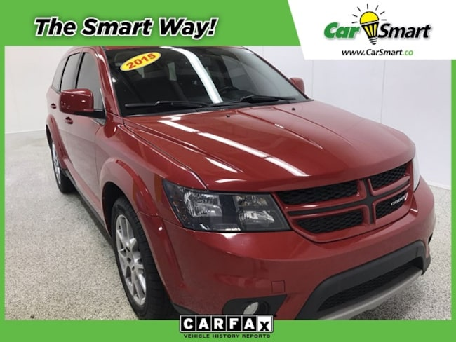 2015 Dodge Journey w/ Navigation-Accident Free 1 Owner SUV