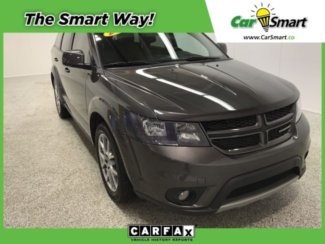 2017 Dodge Journey w/Heated Leather Seats & 3 Row Seating SUV