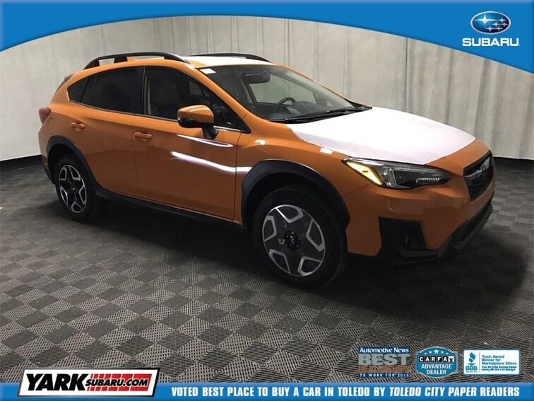 2019 Subaru Crosstrek 2.0i Limited SUV JF2GTAMC2K8269171