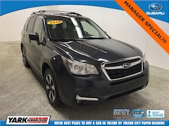Used 2018 Subaru Forester 2.5i Premium SUV SP23206 in Toledo, OH