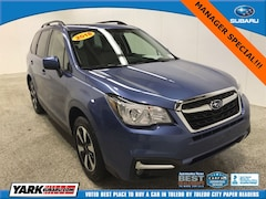 Used 2018 Subaru Forester 2.5i Premium SUV SP23204 in Toledo, OH