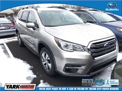 New Vehicles for sale 2019 Subaru Ascent Premium 8-Passenger SUV 4S4WMABD9K3436699 in Toledo, OH