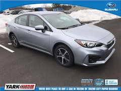 New Vehicles for sale 2019 Subaru Impreza 2.0i Premium Sedan 4S3GKAC63K3610393 in Toledo, OH