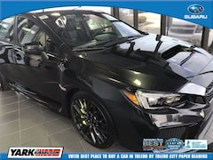 New Vehicles for sale 2019 Subaru WRX STI Sedan JF1VA2S65K9815461 in Toledo, OH
