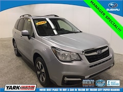 Used 2018 Subaru Forester 2.5i Premium SUV SP23203 in Toledo, OH