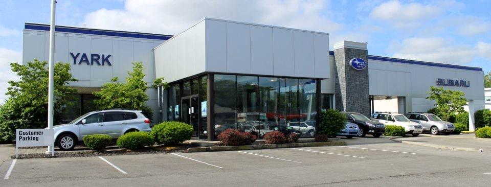 About Yark Subaru In Toledo New Subaru Used Car Dealer Near Ann
