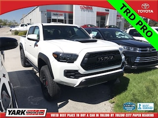 New 2019 Toyota Tacoma TRD Pro V6 Truck Double Cab in Maumee