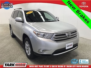 Used 2013 Toyota Highlander Base Plus V6 SUV in Maumee, OH