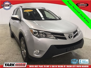 Used 2015 Toyota RAV4 XLE SUV in Maumee, OH