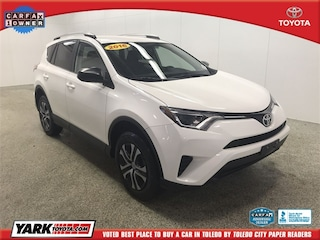 Used 2016 Toyota RAV4 LE SUV in Maumee, OH