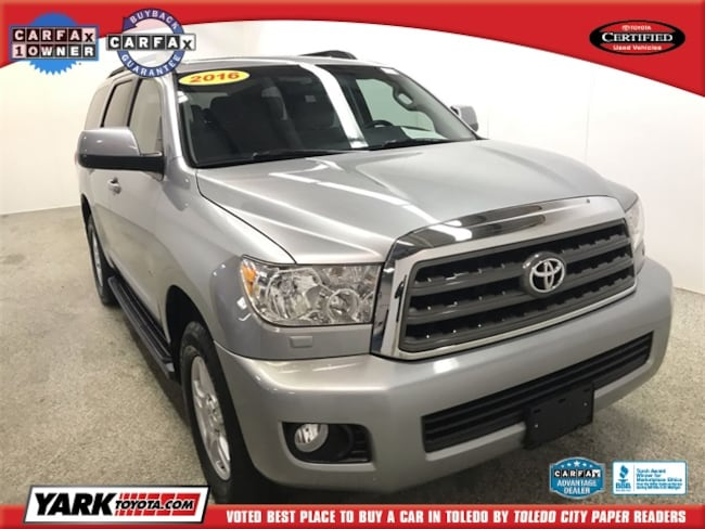 Used 2016 Toyota Sequoia SR5 5.7L SUV in Maumee, OH