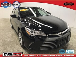 Certified Pre-Owned 2016 Toyota Camry LE Sedan in Maumee, OH