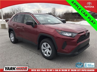 New 2019 Toyota RAV4 LE SUV in Maumee