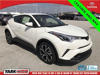 New 2019 Toyota C-HR Limited SUV in Maumee