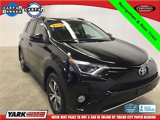 Used 2016 Toyota RAV4 XLE SUV in Maumee, OH