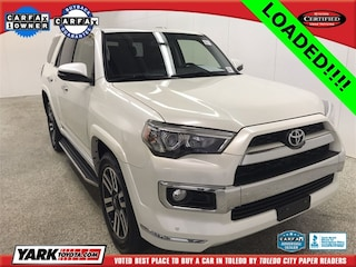 Used 2016 Toyota 4Runner Limited SUV in Maumee, OH