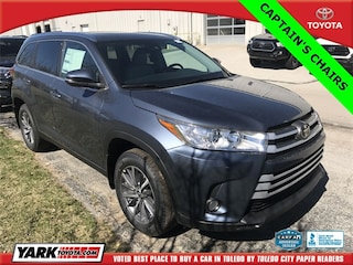 New 2019 Toyota Highlander XLE SUV in Maumee