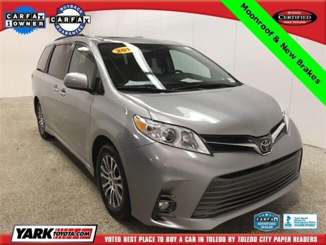 Used 2018 Toyota Sienna XLE 8 Passenger Minivan/Van in Maumee, OH