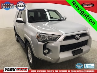 Used 2017 Toyota 4Runner SR5 SUV in Maumee, OH