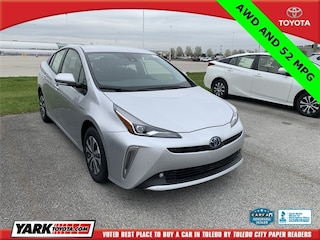 New 2019 Toyota Prius LE Hatchback in Maumee