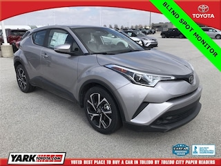 New 2019 Toyota C-HR XLE SUV in Maumee