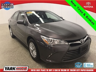 Used 2016 Toyota Camry LE Sedan in Maumee, OH