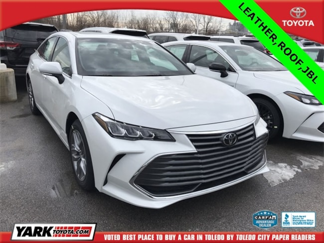 New 2019 Toyota Avalon XLE Sedan in Maumee, OH