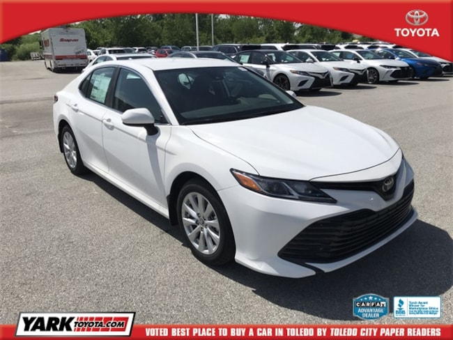 New 2019 Toyota Camry LE Sedan in Maumee, OH