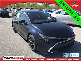 Lease New Toyota Corolla Hatchback in Toledo & Maumee, OH