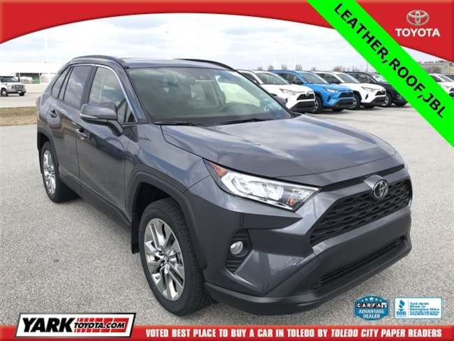 New 2019 Toyota RAV4 XLE Premium SUV in Maumee, OH