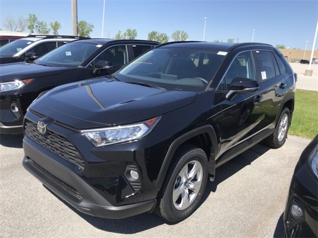New 2019 Toyota RAV4 XLE SUV in Maumee, OH