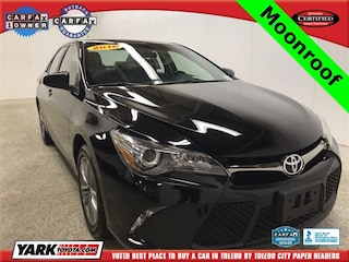 Used 2016 Toyota Camry SE Sedan in Maumee, OH