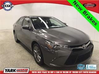 Used 2017 Toyota Camry SE Sedan in Maumee, OH