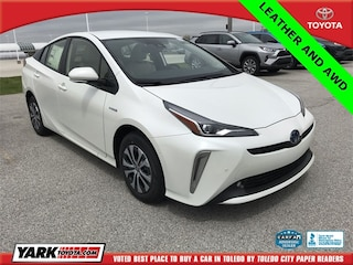 New 2019 Toyota Prius XLE Hatchback in Maumee