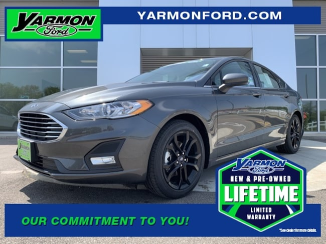 new 2019 Ford Fusion SE Sedan for sale in Cold Spring MN