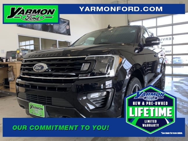 new 2019 Ford Expedition Limited SUV for sale in Cold Spring MN