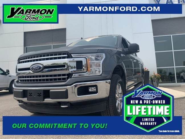 new 2019 Ford F-150 XLT Truck for sale in Cold Spring MN