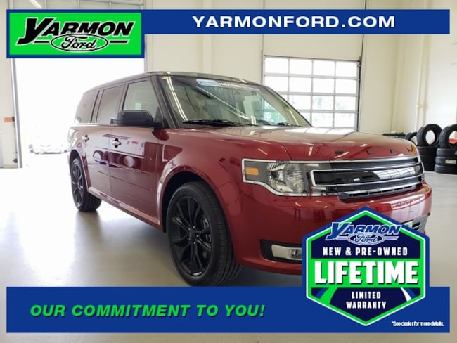new 2018 Ford Flex SEL SUV for sale in Cold Spring MN