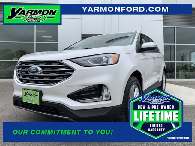 new 2019 Ford Edge SEL SUV for sale in Cold Spring MN