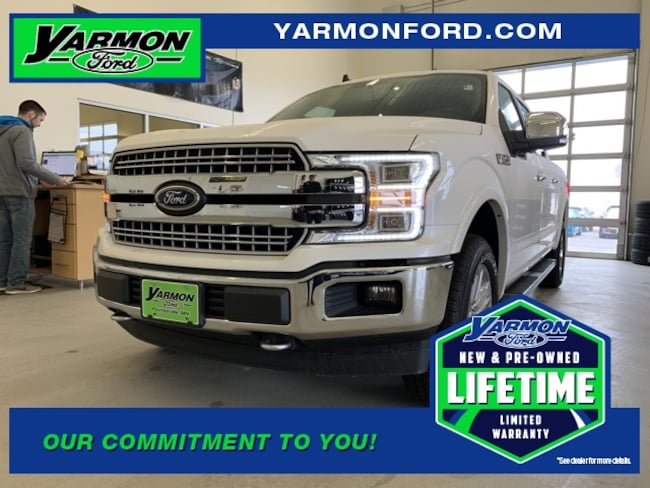new 2019 Ford F-150 Lariat Truck for sale in Cold Spring MN