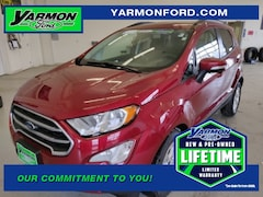 new 2018 Ford EcoSport SE SUV for sale in Cold Spring MN