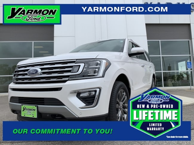 new 2019 Ford Expedition Max Limited SUV for sale in Cold Spring MN