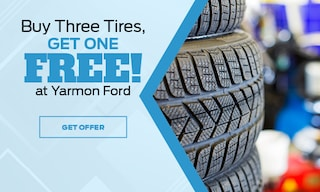 Buy Three Tires, Get One Free!