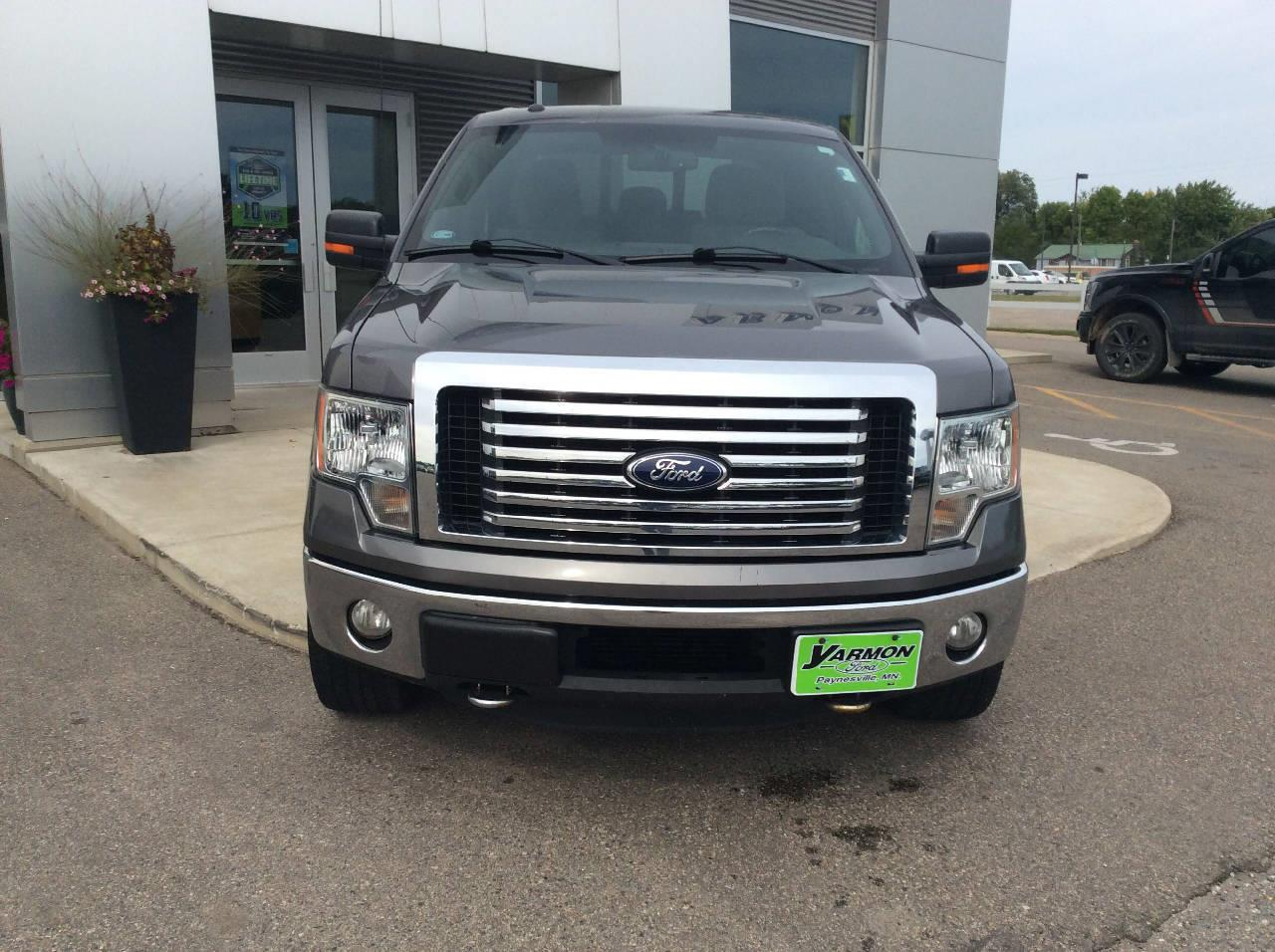 Used 2012 Ford F-150 FX4 with VIN 1FTFW1ET4CKD58051 for sale in Paynesville, Minnesota