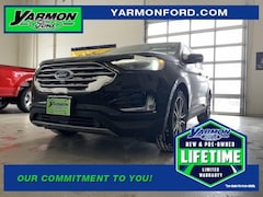 new 2019 Ford Edge Titanium SUV for sale in Cold Spring MN