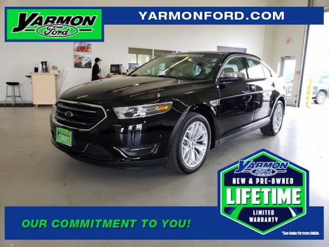 new 2018 Ford Taurus Limited Sedan for sale in Cold Spring MN