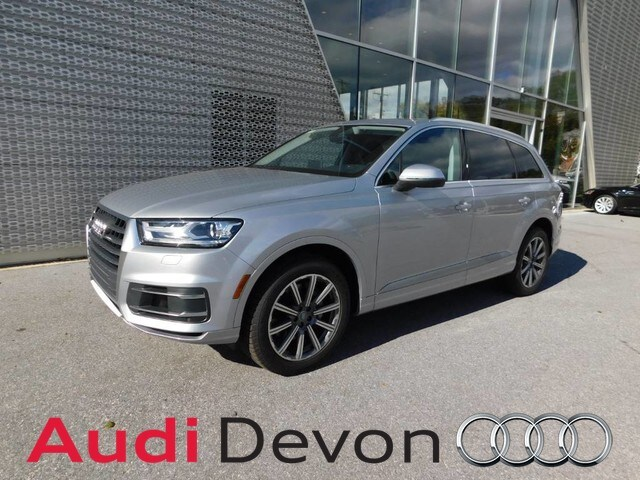 New Audi For Sale Devon Pa Audi Devon
