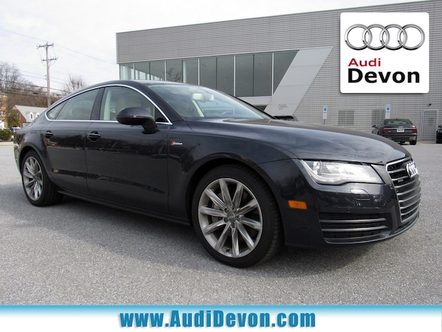 2014 Audi A7 3.0 Premium Plus Hatchback