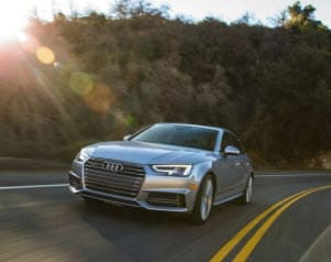 The Premium A4 Comes Standard With Leather Seating Surfaces Audi