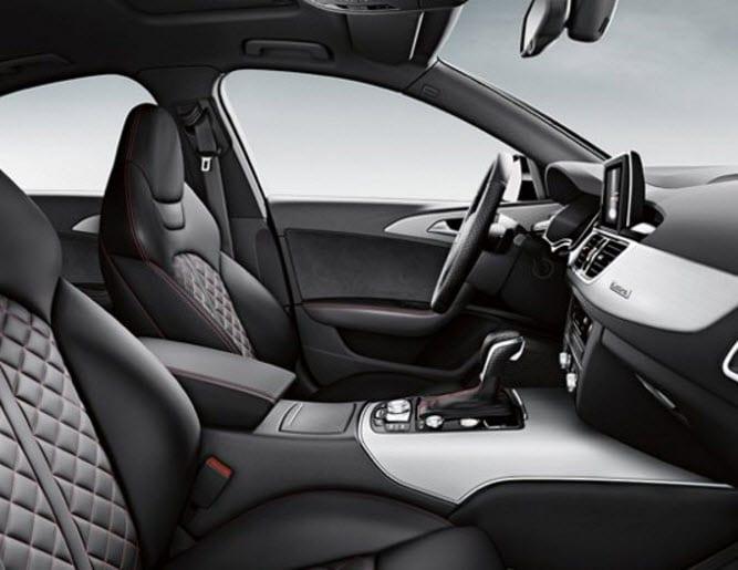 Audi A6 Interior | Audi Devon PA